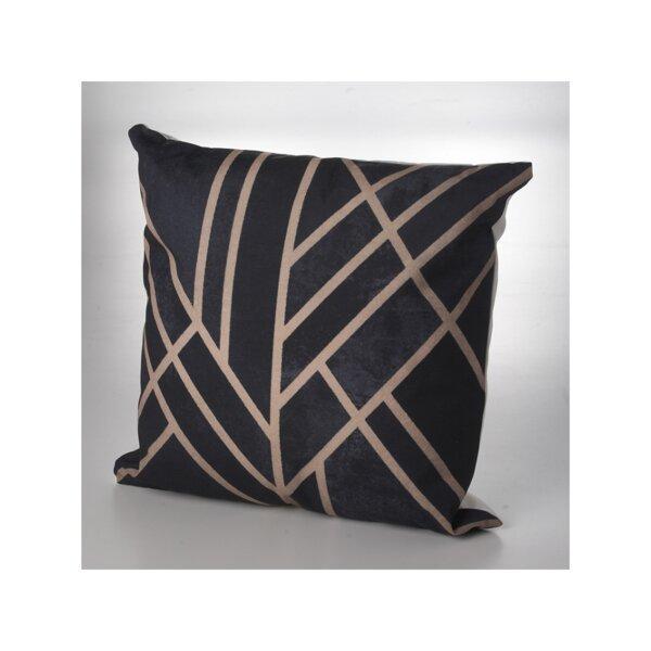 Robbie Indoor/Outdoor Geometric Throw Pillow