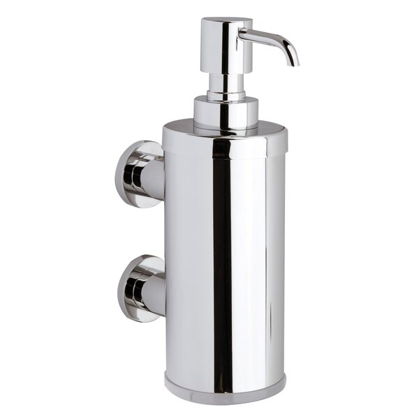 Montana Wall Mount Lotion Dispenser by Valsan