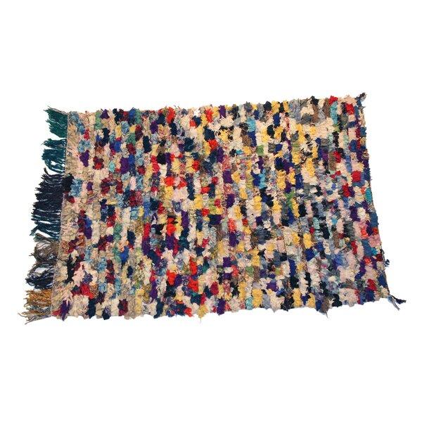 Boucherouite Carpets Area Rug by Casablanca Market
