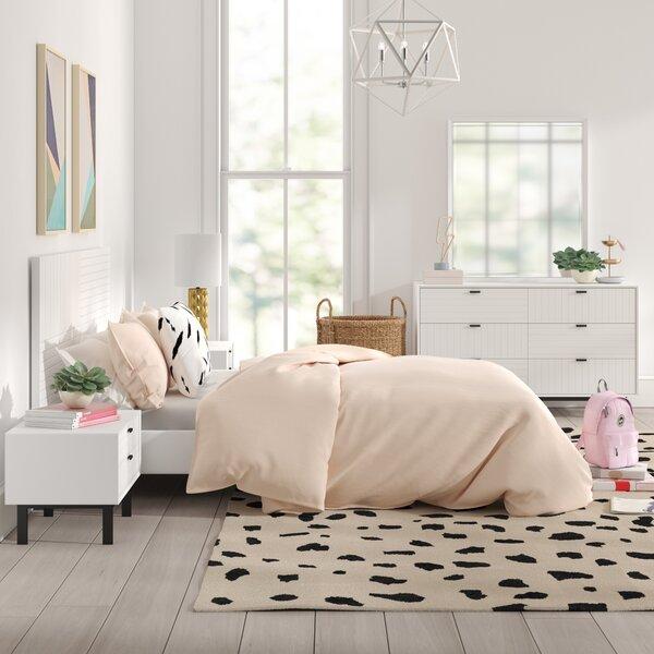 Arnett Platform 5 Piece Bedroom Set by Trule Teen