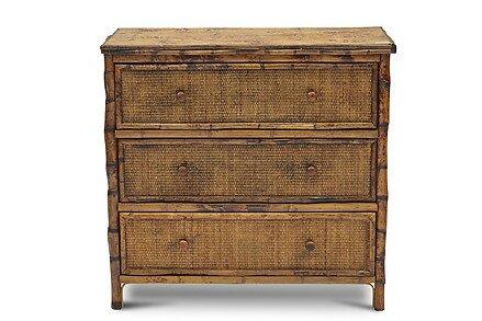 Grindstaff Bachelor 3 Drawer Standard Dresser by Union Rustic