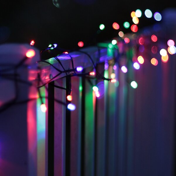 WaterProof Flexible LED String Lights by Koolulu