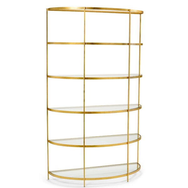Chandler Etagere Bookcase by Wildwood