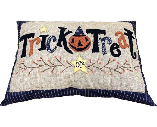 Halloween Lumbar Pillow by Craft Outlet