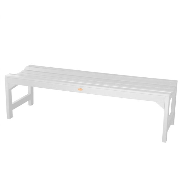 Spiegel Plastic Picnic Bench by Darby Home Co