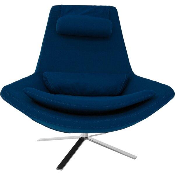 Retropolitan Swivel Lounge Chair by Kardiel