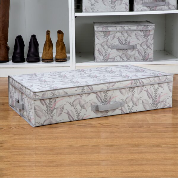 Fabric Underbed Storage by Laura Ashley Home
