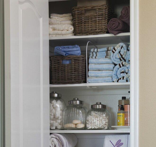 Etonnant 8 Ideas For Organizing Your Linen Closet