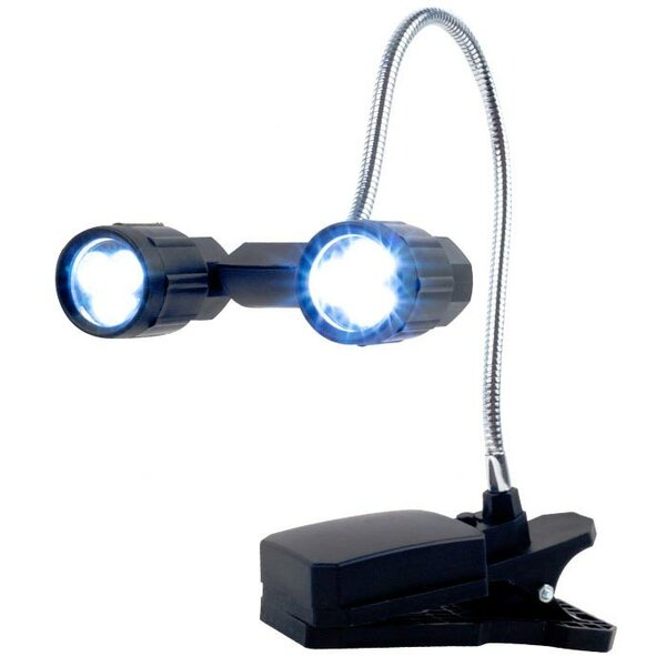 Adjustable LED BBQ Grill Light by Chef Buddy