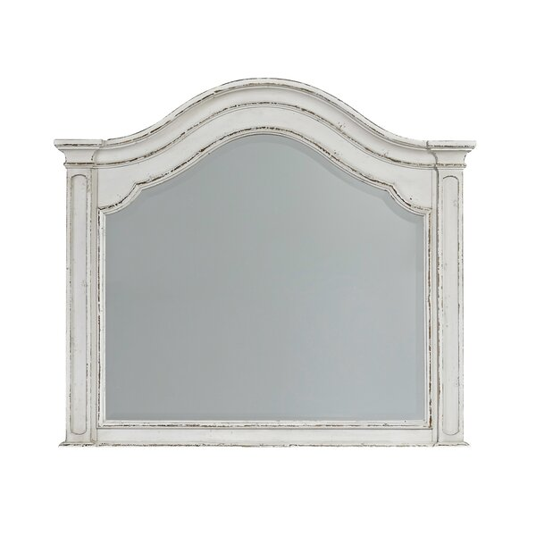 Piscium Arched Dresser Mirror by One Allium Way