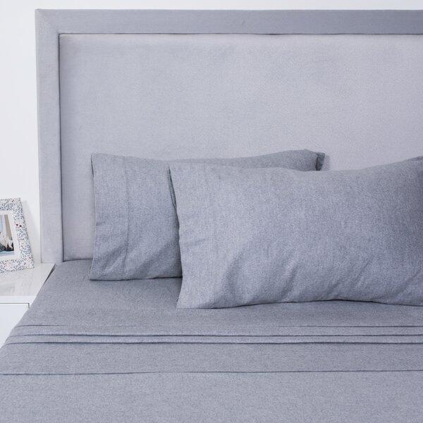 Yarn Dyed Cotton Sheet Set by Melange Home