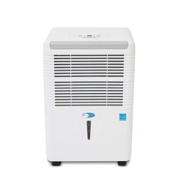 Energy Star 30 Pint Portable Dehumidifier with Cas