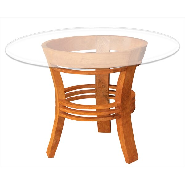 Half Moon Dining Table by Chic Teak