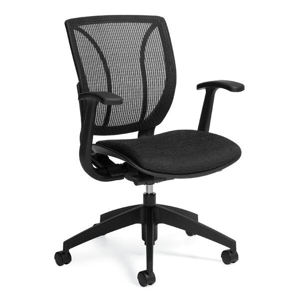 ROMA Posture Mesh Desk Chair by Global Total Office