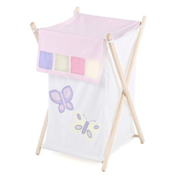Butterfly Laundry Hamper by Sweet Jojo Designs