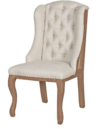 Imani Arm Chair by One Allium Way