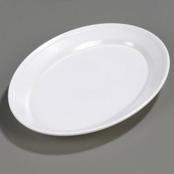 Melamine Oval Platter (Set of 12) by Carlisle Food Service Products