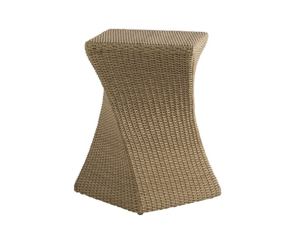 Aviano Wicker Rattan Side Table by Tommy Bahama Outdoor