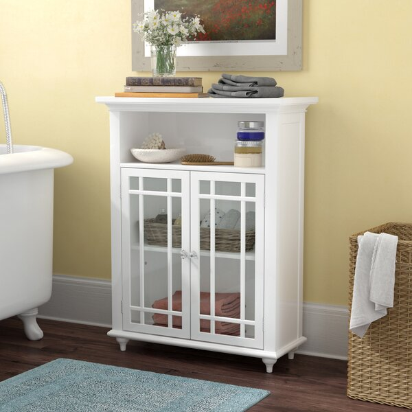 Bewley 26.5 W x 34 H Cabinet by Three Posts