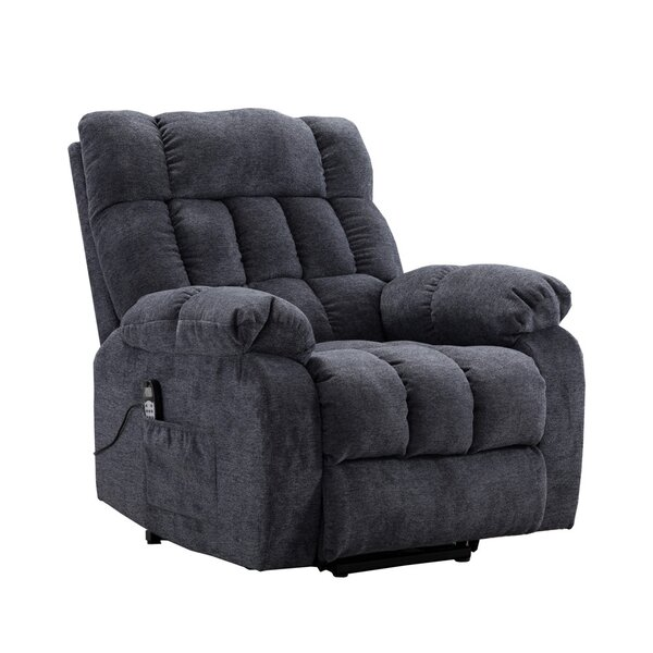 Maxbass Power Recliner with Massage W001967840