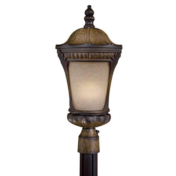 Kent Place 1-Light Lantern Head by Great Outdoors by Minka