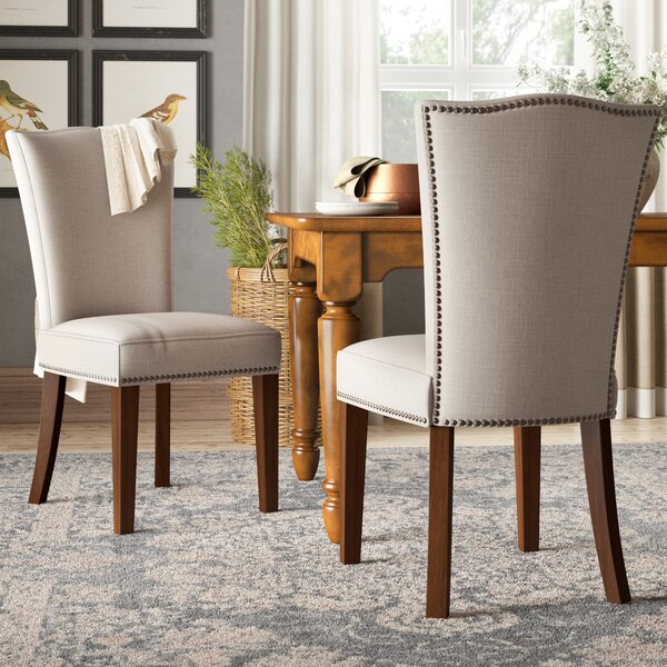 Gurley Upholstered Dining Chair (Set of 2) by Birch Lane™ Heritage