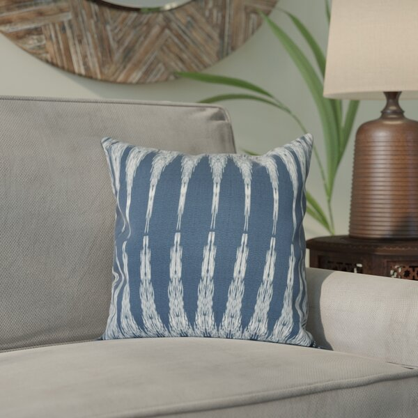 Lassiter Geometric Outdoor Throw Pillow (Set of 2) by Bungalow Rose
