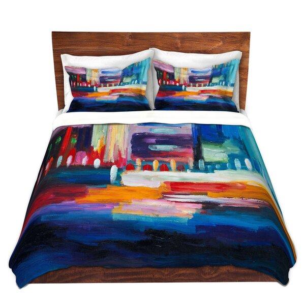 Color City Duvet Cover Set