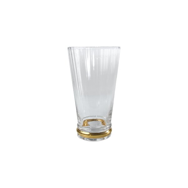 Jewel Highball Glass (Set of 4) by Artland