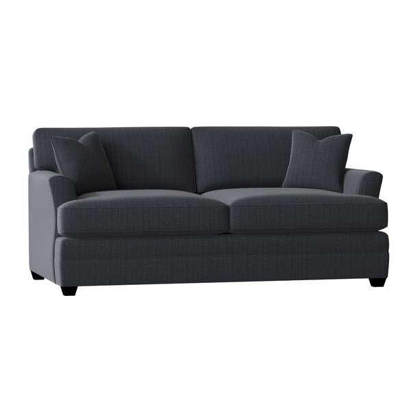 Living Your Way Flair Arm Apartment Sofa By Darby Home Co
