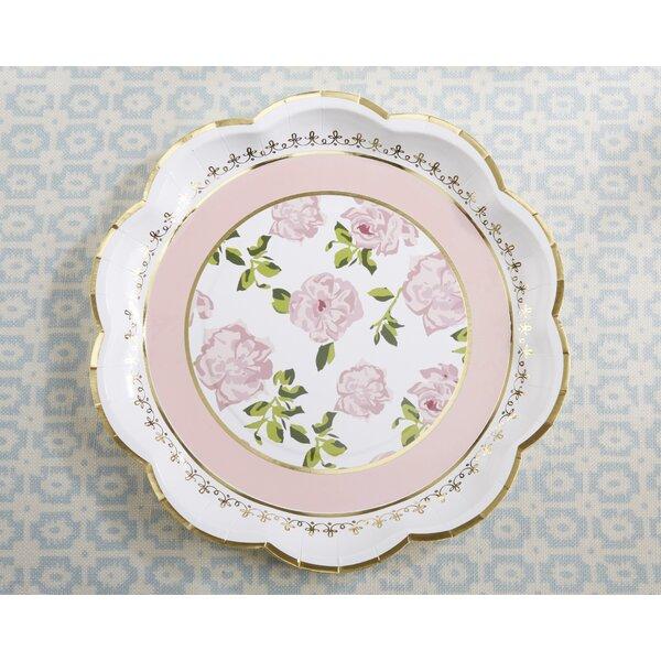Tea Time Whimsy Paper Dessert (Set of 24) by Kate Aspen