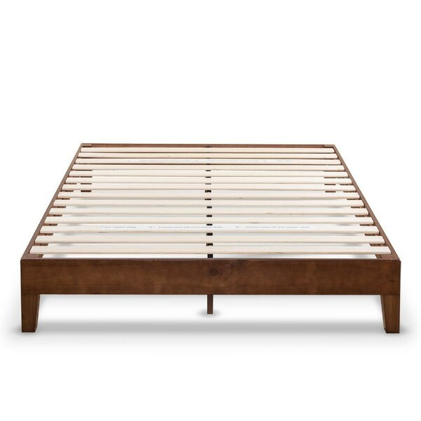 Modern  Harney Platform Bed Frame By Red Barrel Studio Great Reviews
