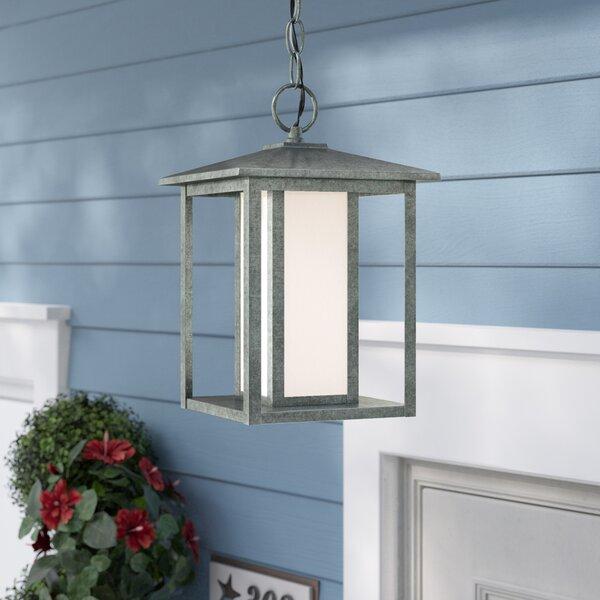 Breno 100W 1-Light Outdoor Pendant by Birch Lane™ Heritage