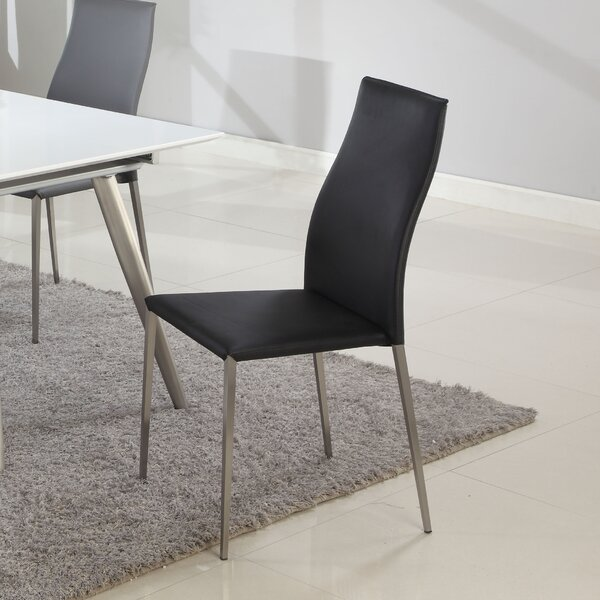 Elsa Upholstered Dining Chair (Set of 4) by Chintaly Imports