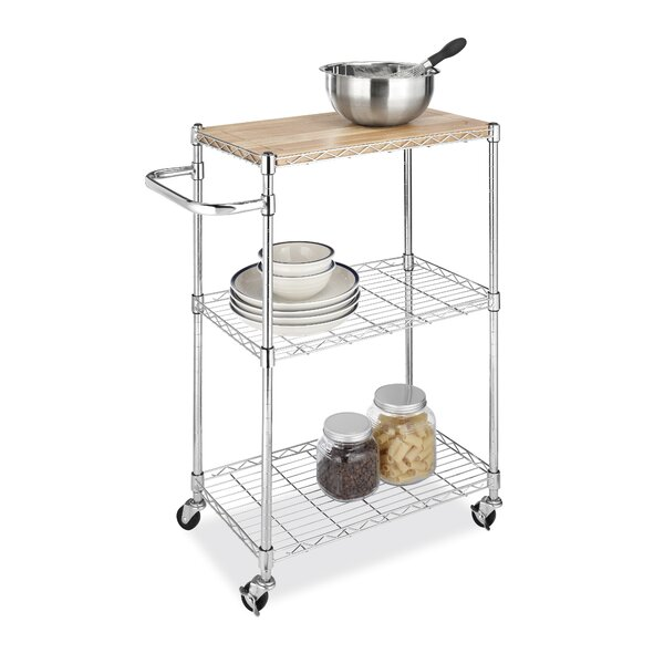 Abel Kitchen Bar Cart By Red Barrel Studio Cool