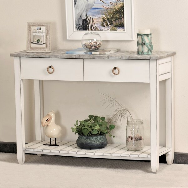 Decastro Console Table By Highland Dunes