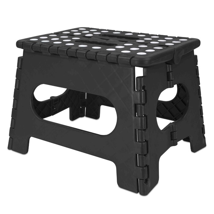 Excellent Folding Plastic Step Stool Gmtry Best Dining Table And Chair Ideas Images Gmtryco