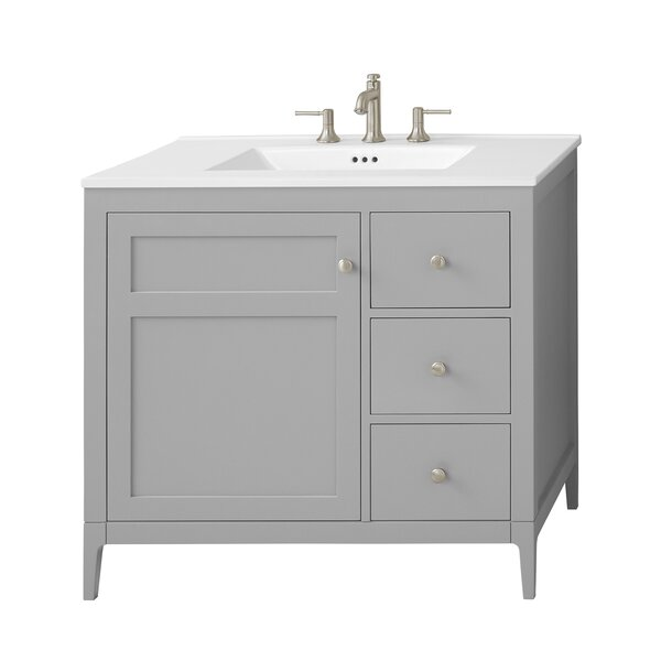 Briella 36 Single Bathroom Vanity Set by Ronbow