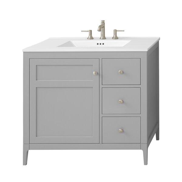 Briella 36 Single Bathroom Vanity Set by Ronbow