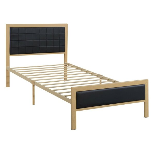 Lineberry Standard Bed by Wrought Studio