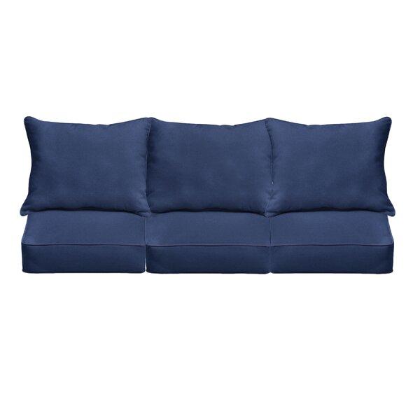 Strange 2 Cushion Sofa Wayfair Dailytribune Chair Design For Home Dailytribuneorg