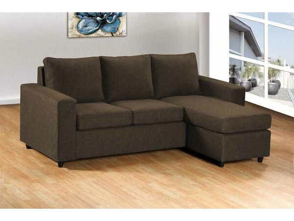 Sectional by Wildon Home ®