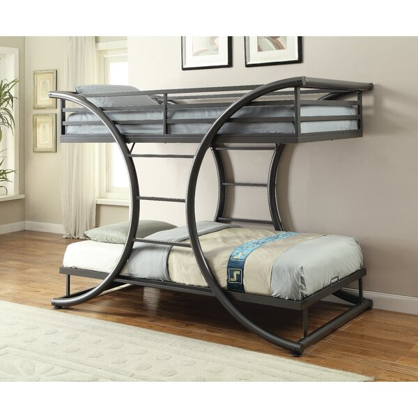 Roosevelt Twin Platform Bunk Bed by Zoomie Kids