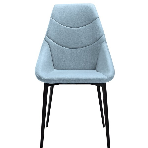 Ernst Contemporary Upholstered Dining Chair (Set of 2) by Brayden Studio