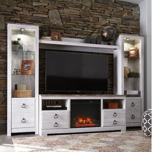Drip Entertainment Center for TVs up to 70 by August Grove