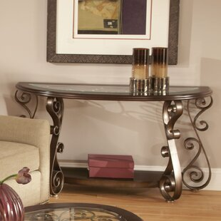 Bradley Console Table by August Grove
