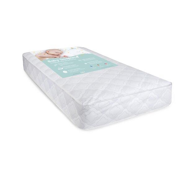 Big Oshi 5.8 Baby Sleeptime Orthopedic Innerspring Mattress by Baby Time International, Inc.