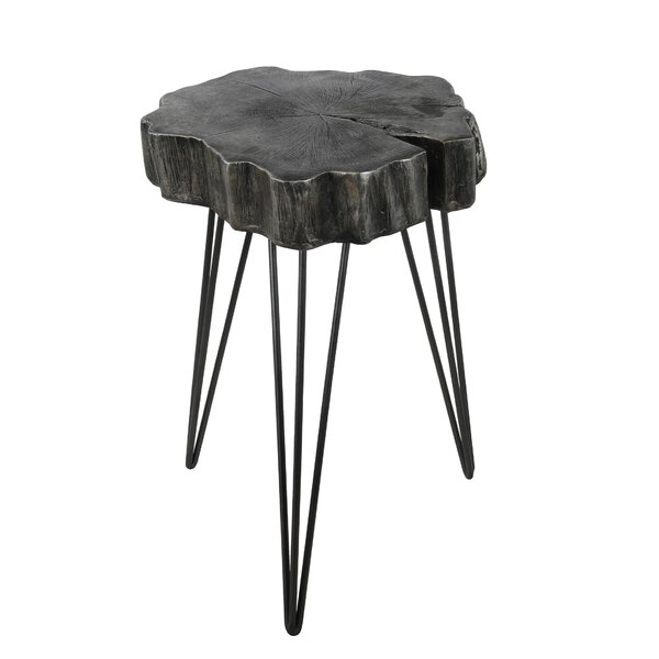 Vargas End Table by Union Rustic