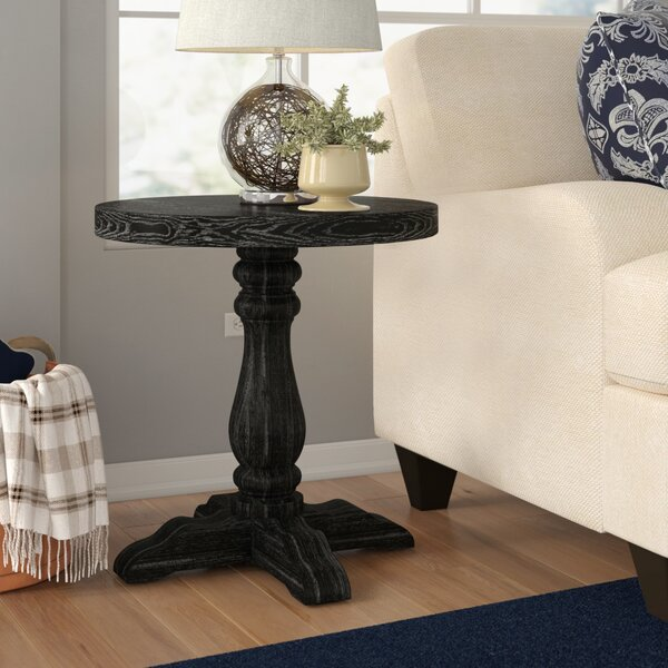 Herefordshire Chairside End Table By Three Posts