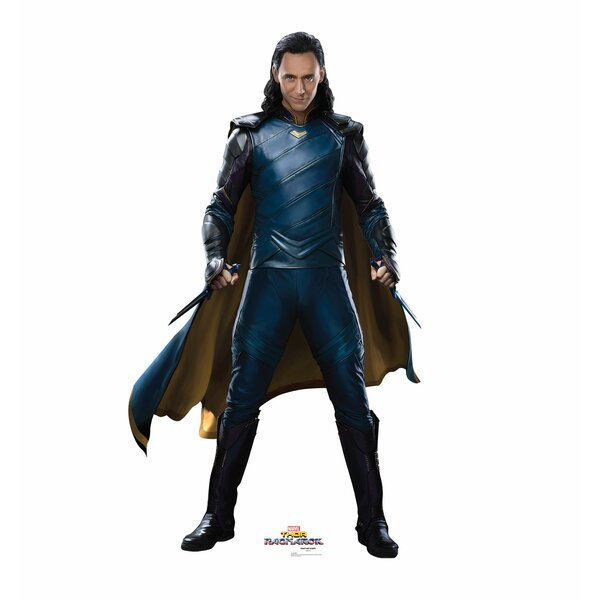 Thor Ragnarok Loki Standup by Advanced Graphics